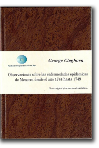 Diseases in Minorca George Cleghorn . español-inglés